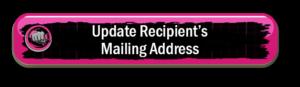 update recipient's mailing address button